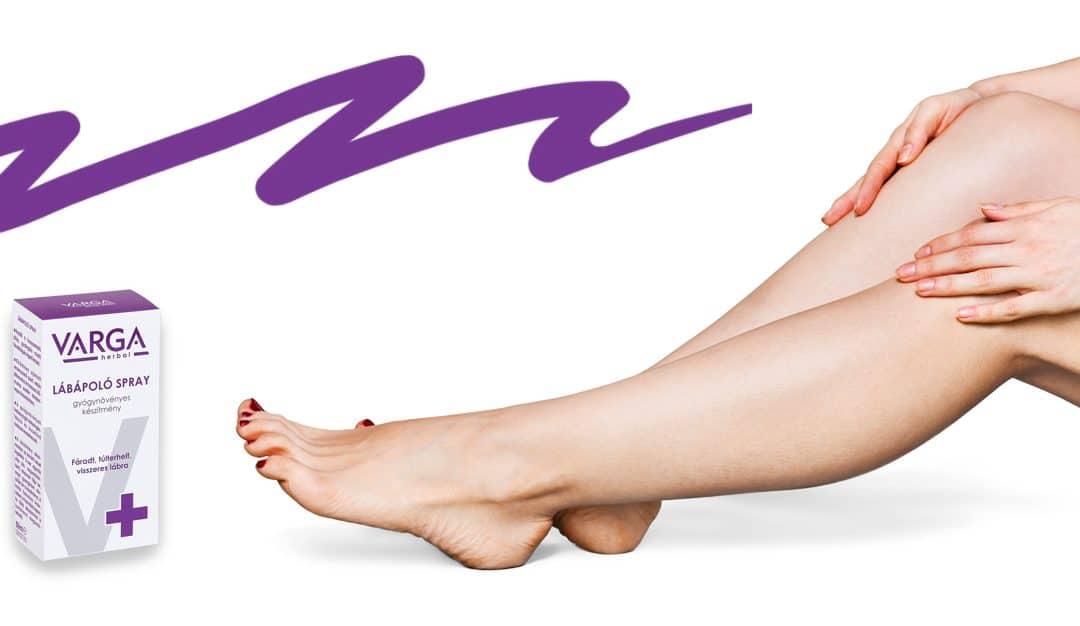 A varikózis erősen fáj a lábad