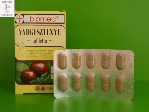 gesztenye visszér elleni gyógyszerek