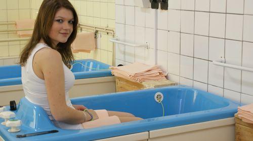 Prosztatagyulladás és radonfürdők
