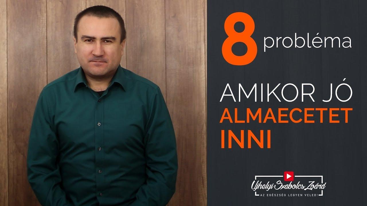 Almaecet - Hogyan hat az egészségünkre?