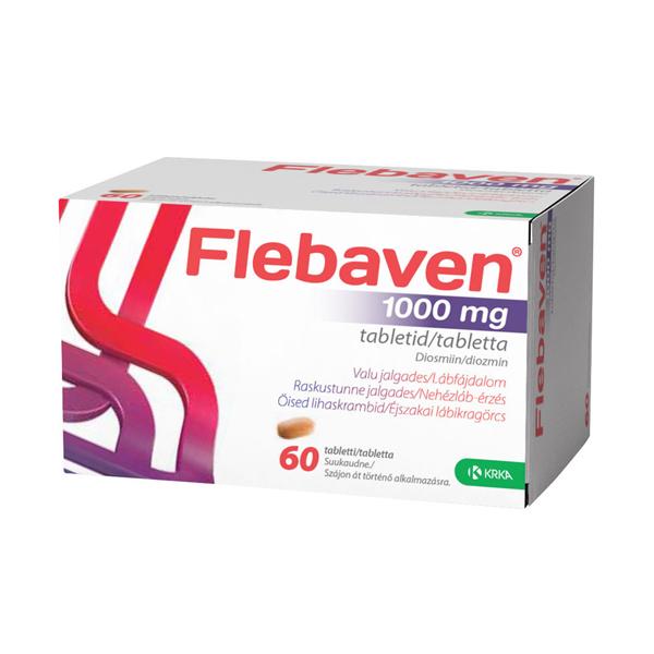milyen tabletták a fájdalom enyhítésére visszeres