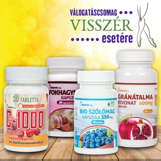 szőlőmag tabletták visszér ellen mazsola visszér