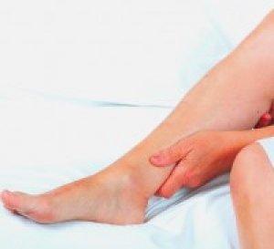 fájdalmas induráció az alsó lábszáron visszérrel