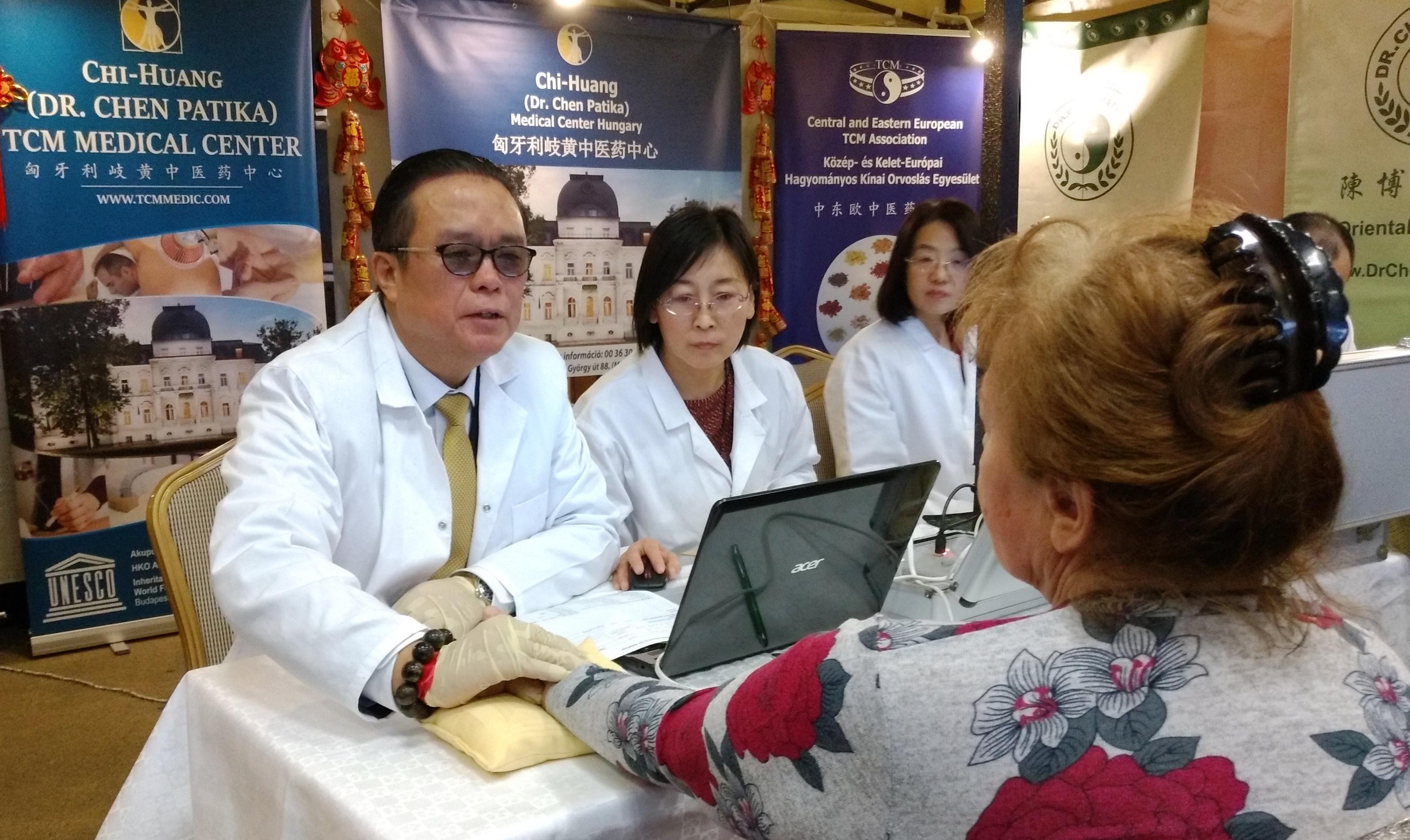 Hagyományos kínai orvoslás   TermészetGyógyász Magazin